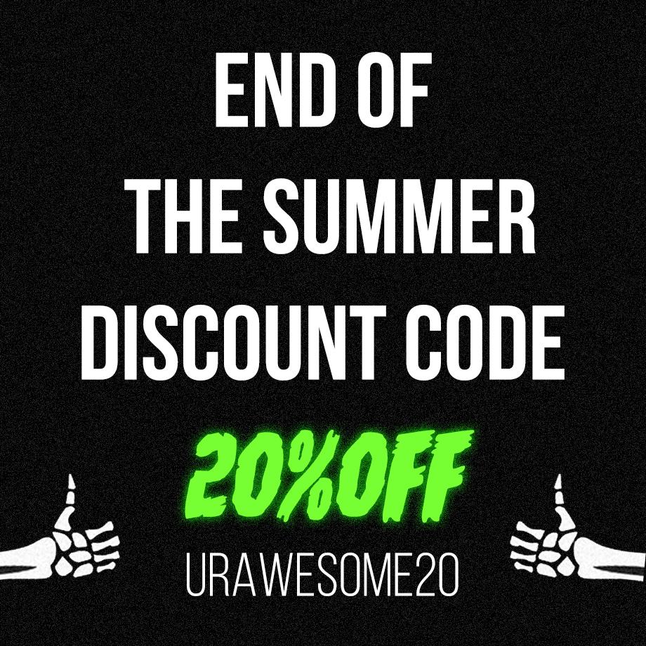 Discount code jawbreaker