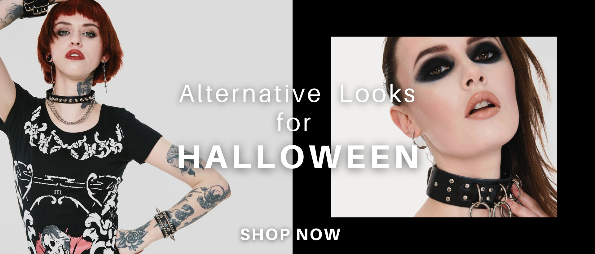 Halloween Outfits with alternative style | JAWBREAKER