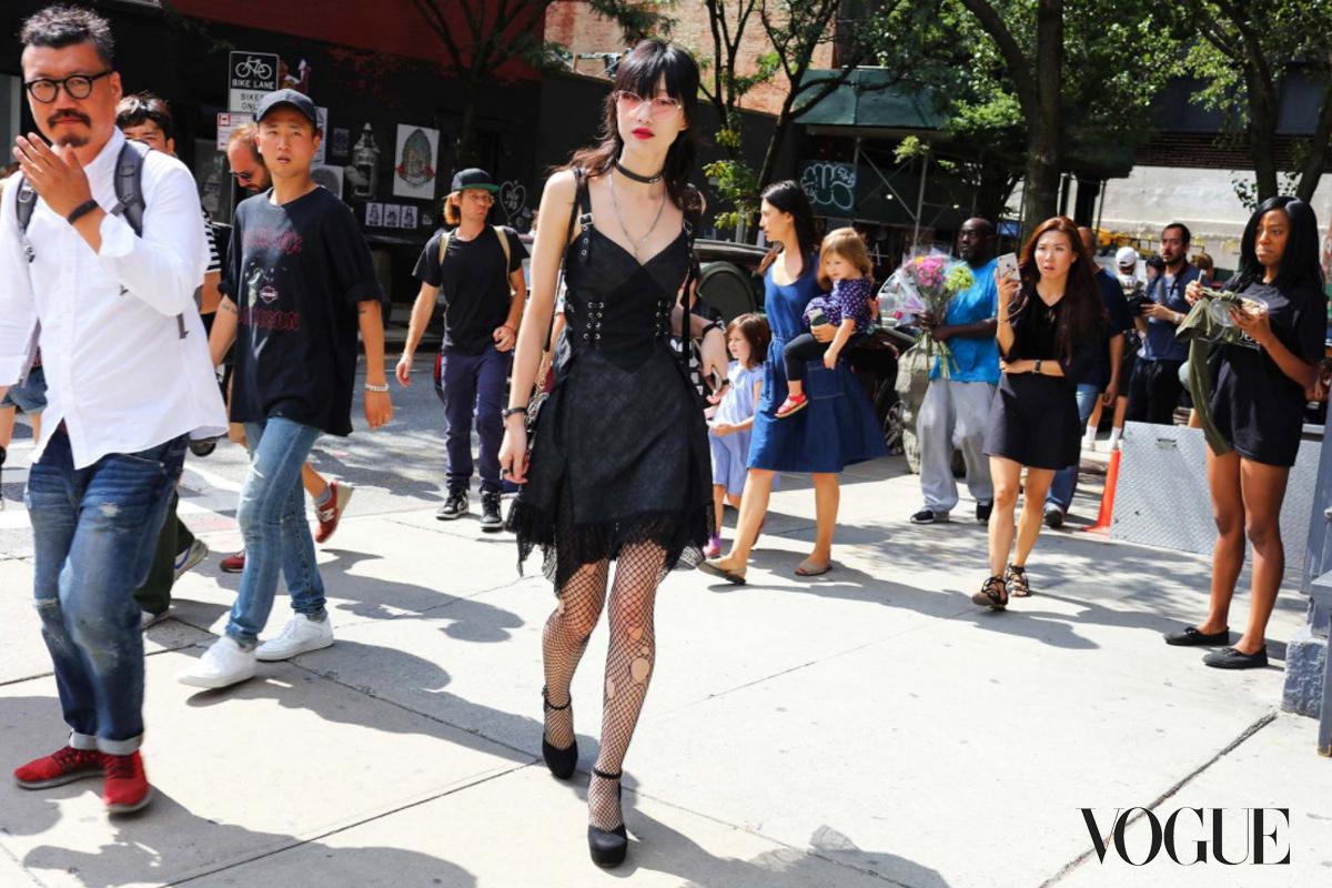 Jawbreaker On Vogue NYFW