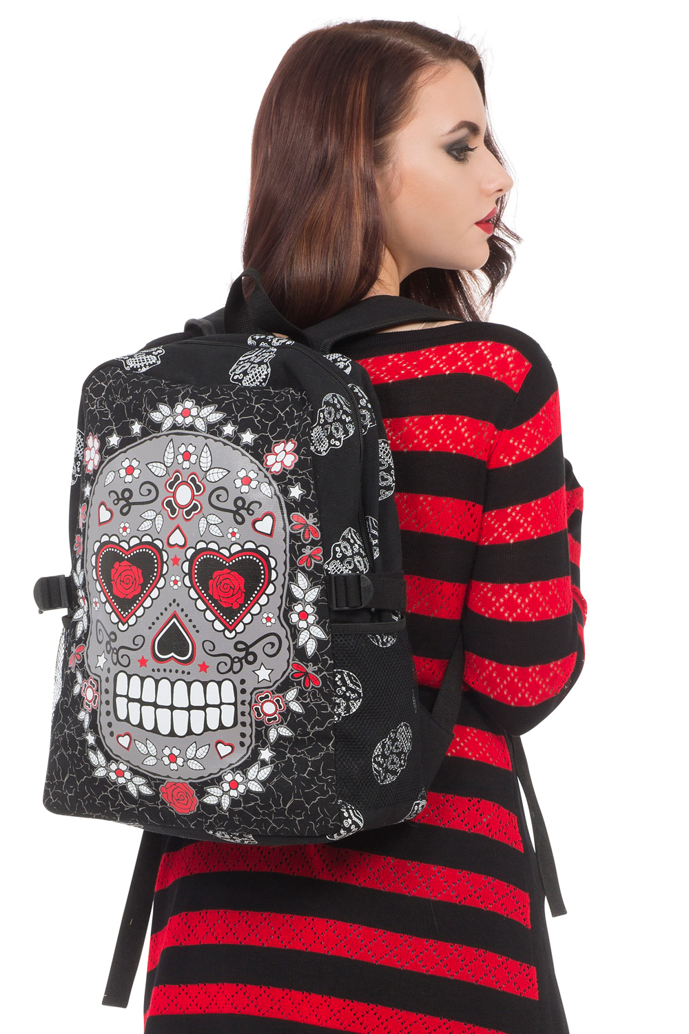Candy Skull Backpack