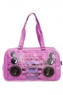 Boombox Yankee Purple Bag