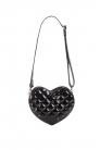 Dark Heart Black Bag