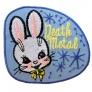 Death Metal Bunny Patch