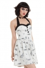 Creepy Chloe Halter Neck Dress