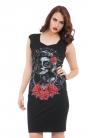 More Famous in Death Zombie Monroe Dress