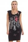 Organ Garden Bodycon Dress