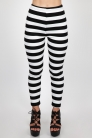 Jailbird Stripe Leggings