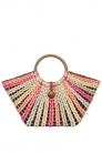Wicker Rainbow Bag