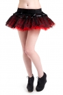 Ghoul Tutu Red Mini Skirt