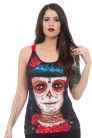 Mexican Dame Sleeveless Vest
