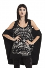 Ouija Cape Top