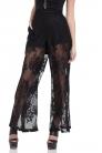 Lace Me Trousers