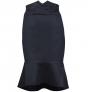 VV X Acid Doll Blithe Noir 50s Pencil Skirt