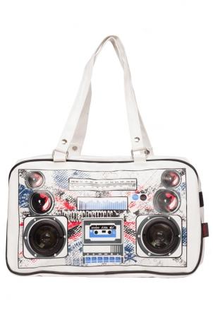 Boombox Jack White Bag
