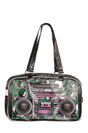 Boombox Zombie Bag