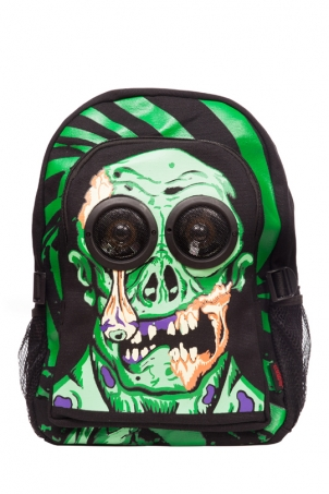 Zombie Stereo Backpack
