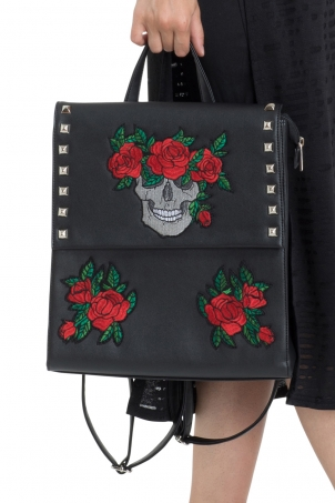 Skull Crown Backpack