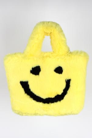 Have A Nice Tripp Faux Fur Bag