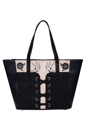 Corset Shoulder Bag