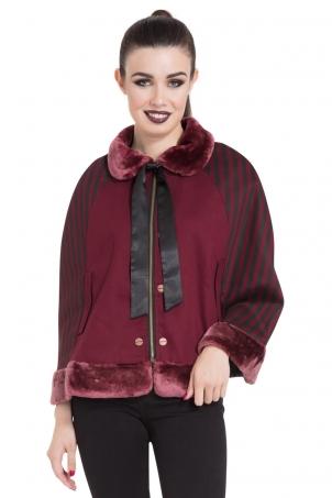 Steampunk cape