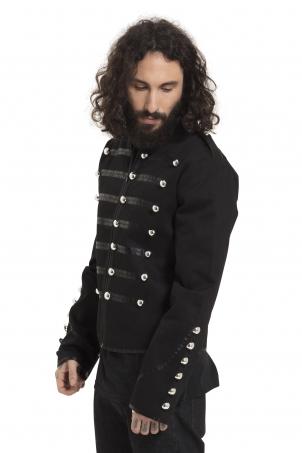Admiral Black Jacket