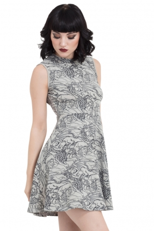 Clash of the Sigils Skater Dress