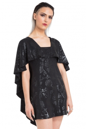 Cult Of Nature Cape Dress
