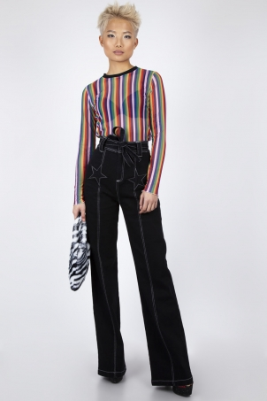 Glam Rock 70s Jeans