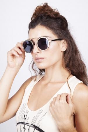 In To The Future Sunglasses