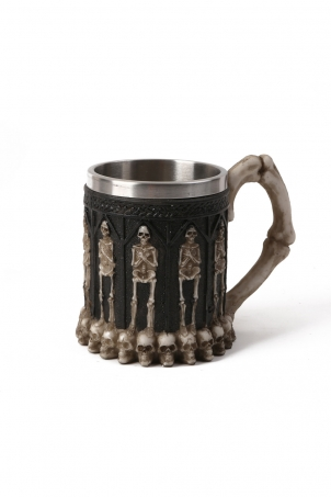 Skeleton Tankard