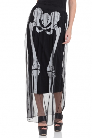Skeleton Layer Skirt