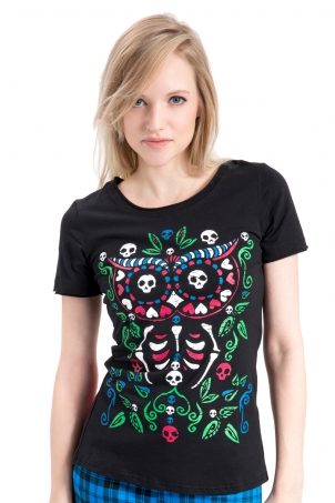 Owl of the Dead T- Shirt
