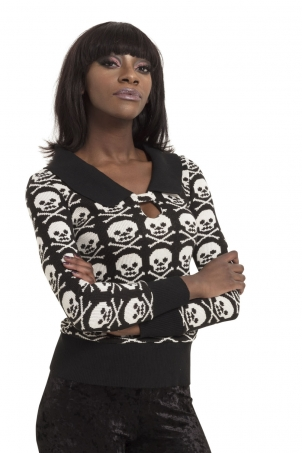 Skull Candy Knit Jumper