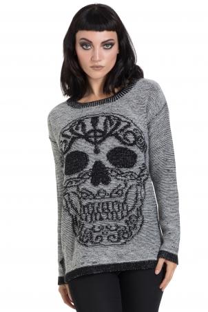 Celtic Skull Sweater