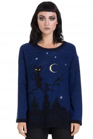 Cat In A Tree Sweater