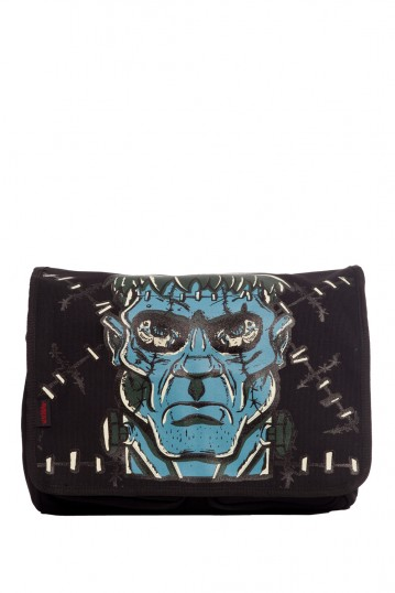 Frankenstein Messenger Bag