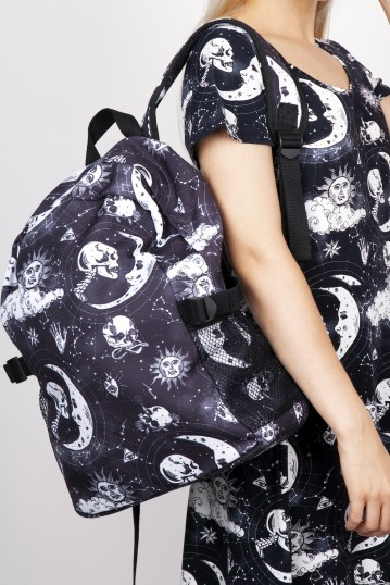 Canvas Moonstone Backpack