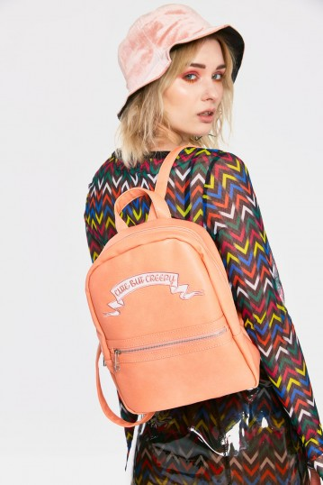 Cute But Creepy Bag
