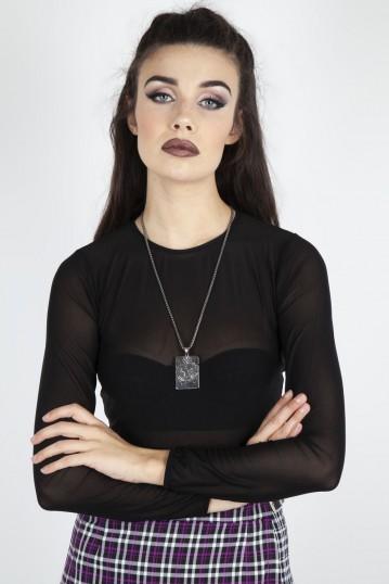 Dark Sigil Necklace