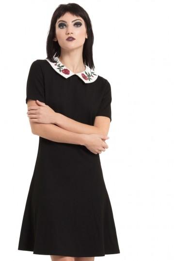 Sleeping Beauty Collar Dress