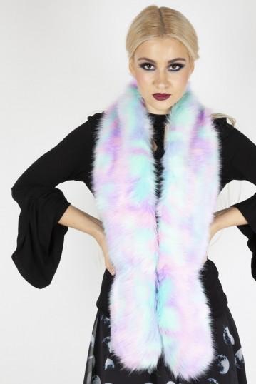 Sweet Enough Faux Fur Stole