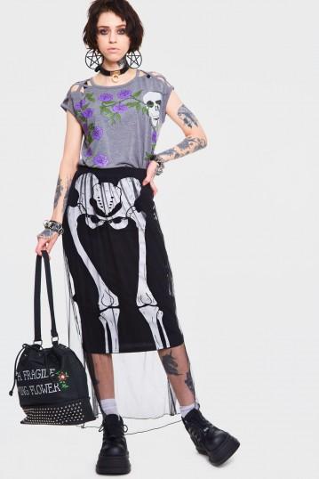 Skeleton Layer Skirt