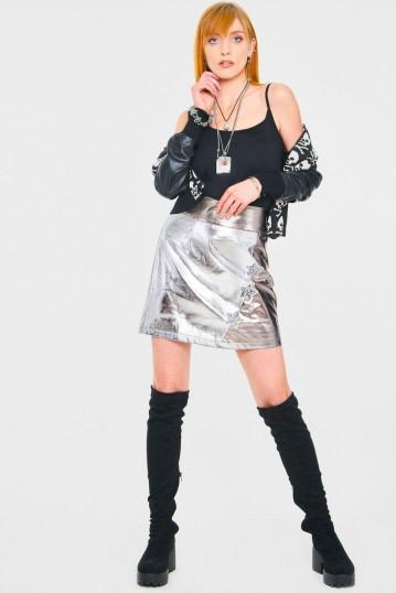 Start Struck Mini Skirt