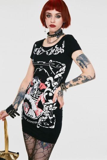 The Empress Tarot Bodycon Dress