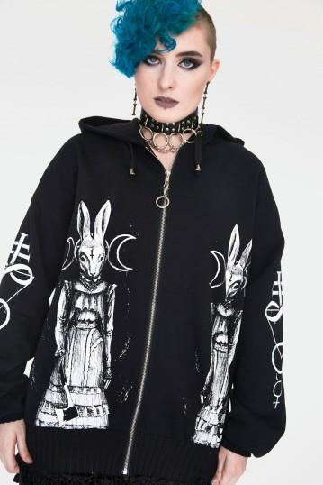 The Shining Rabbit Hoodie