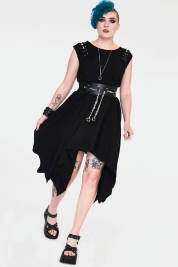Vampire Midi Dress