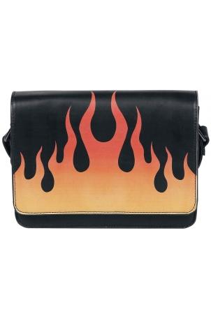 Flaming Sachel