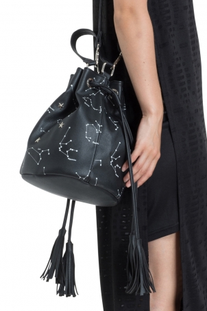 Astrology Bucket Bag