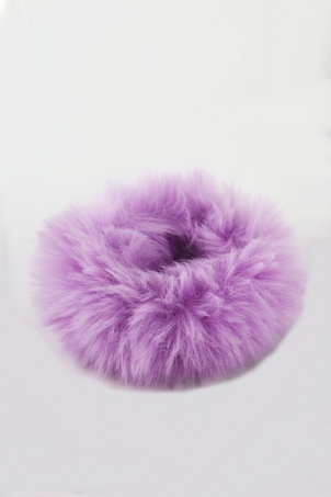Fuzzy Thing Scrunchie