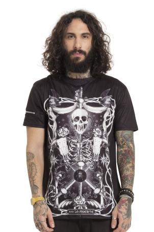 Muerte Tarot Men's T-Shirt